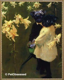 John Singer Sargent - The Vickers Children