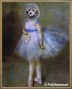 Pierre-Auguste Renoir - Danseuse (Dancer)