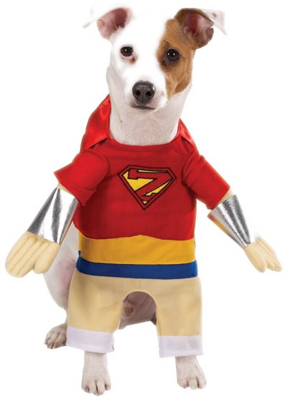 Casual Canine Superhero Costumes - by Casual Canine